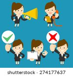 vector illustration  ... | Shutterstock .eps vector #274177637