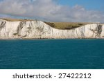 White Cliffs Of Dover Viewed...