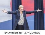 paris  france   may 1  2015  ... | Shutterstock . vector #274229507