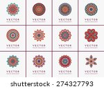 mandalas collection. round...
