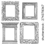 ancient frames   Shutterstock . vector #274378367