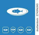 fish icon on flat ui colors...