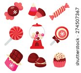 a vector illustration of...   Shutterstock .eps vector #274507367