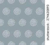 seamless pattern  japanese...   Shutterstock .eps vector #274620893