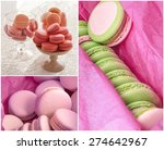 delicious sweet buffet with... | Shutterstock . vector #274642967