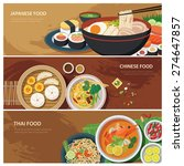 Asia Street Food Web Banner  ...