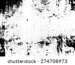 grunge texture. vector... | Shutterstock .eps vector #274708973