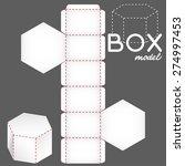 white box model | Shutterstock .eps vector #274997453