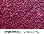 texture of a leather close up ... | Shutterstock . vector #275186747