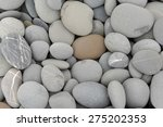 Gray Pebbles Background