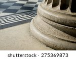 classical ancient rome... | Shutterstock . vector #275369873