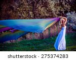 fairies are real  beautiful... | Shutterstock . vector #275374283