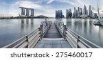 Singapore City Skyline Seen...