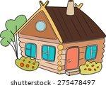 house | Shutterstock .eps vector #275478497