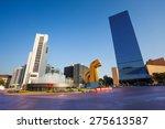 paseo de la reforma square in...   Shutterstock . vector #275613587