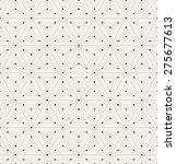 vector seamless pattern. modern ... | Shutterstock .eps vector #275677613