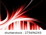 abstract  red   background  ... | Shutterstock . vector #275696243
