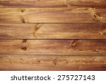 Wooden Wall Closeup. Pine Tree
