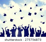 celebration education... | Shutterstock . vector #275756873