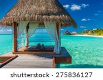 romantic and luxurious... | Shutterstock . vector #275836127