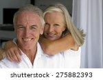 Portrait Of Senior Couple ...