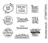 Logotypes Set. Badges  Labels...