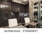 interior of modern kitchen | Shutterstock . vector #276060827