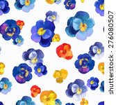 vector illustration of floral... | Shutterstock .eps vector #276080507