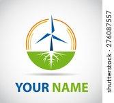 Vector Sign Wind Energy