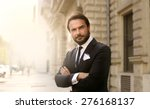 successful businessman | Shutterstock . vector #276168137