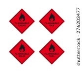 flammable liquid gas solid fuel ...