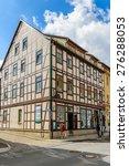 wernigerode  germany   may 4 ... | Shutterstock . vector #276288053