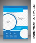 business flyer.brochure... | Shutterstock .eps vector #276293633