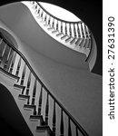 circular stairs. | Shutterstock . vector #27631390