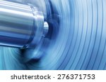 industrial background. drilling ... | Shutterstock . vector #276371753