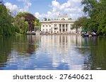 Polish Palace Lazienki In...