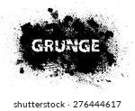 grunge background texture .... | Shutterstock .eps vector #276444617
