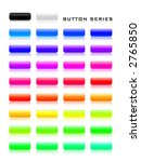 aqua button series with 34... | Shutterstock . vector #2765850
