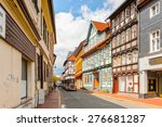 goslar  germany   may 4  2015   ... | Shutterstock . vector #276681287