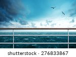 maritime background | Shutterstock . vector #276833867