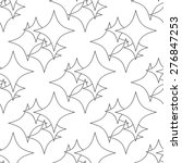 seamless vector pattern with... | Shutterstock .eps vector #276847253