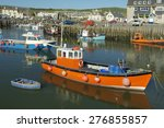Fishing Boats In West Bay...