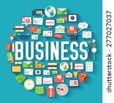 Business Circle Infographics...