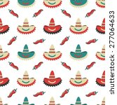 seamless background pattern... | Shutterstock .eps vector #277064633