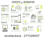 illustration of scientific... | Shutterstock .eps vector #277109057