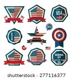 badges vector set. can use for... | Shutterstock .eps vector #277116377