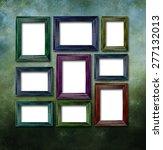 frame | Shutterstock . vector #277132013