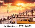 construction site | Shutterstock . vector #277134023