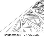 building structure construction | Shutterstock .eps vector #277322603