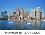 Stock photo boston 277425203